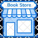 Marketplace Outlet Bookshop Icon