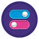 Boolean Switch Switches Icon