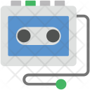 Boombox Stereo Cassette Icon