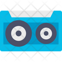 Boombox Stereo Cassette Player Icon