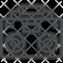Music Radio Music Player Icon