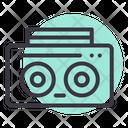 Player Radio Audio Icon