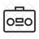 Device Boombox Music Icon