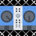 Boombox Dj Mixer Icon