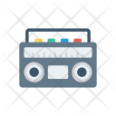 Cassette Music Media Icon