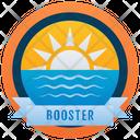 Booster Badge Reward Marker Icon