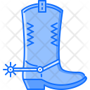 Boot Spur Wild Icon