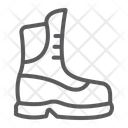 Boot Clothing Footwear Icon