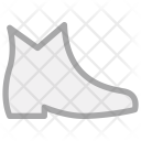 Foot Boot Cowboy Icon