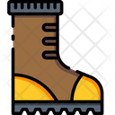 Boot Rubber Shoes Shoes Icon