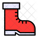 Boot Shoe Footware Icon