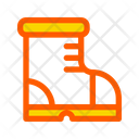 Autumn Boot Rain Boot Icon