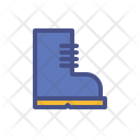 Footwear Shoes Boots Icon
