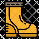 Boot Rain Boots Icon