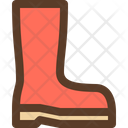 Boot Shoe Footwear Icon
