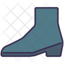 Shoe Boot Leather Icon