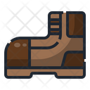 Boot Footwear Shoe Icon
