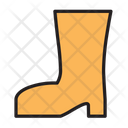Agriculture Boot Farm Icon