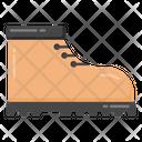 Footgear Shoe Boot Icon