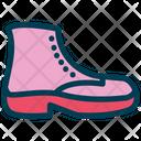 Boot Shoe Jackboot Icon