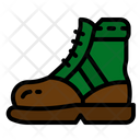 Boot Shoes Winter Icon