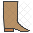 Boot Winter Autumn Icon