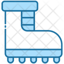 Boot Footwear Shoes Icon