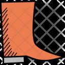 Boot Winter Autumn Icon