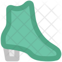 Boot Long Shoes Icon