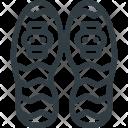 Boot Footwear Shoe Icon