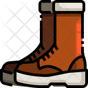 Booth Shoes Footwear Icon