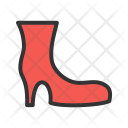 Boots With Heels Icon