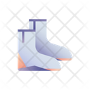 Boots Diving Boots Shoes Icon