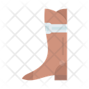 Logger Jackboot Footwear Icon