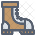 Boot Boots Camping Icon