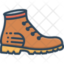 Boots Shoes Waterproof Icon