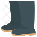 Boots Shoes Long Boots Icon