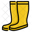 Boots Shoes Garden Icon