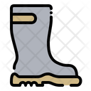 Boots Footwear Hiking Icon