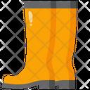 Boots Fashion Footwear Icon