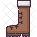 Boots Footwear Clothing Icon