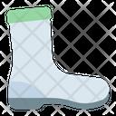 Boots Farming Footwear Icon