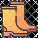 Boots Farming Gradening Icon