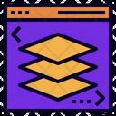 Bootstrap Code Developer Icon