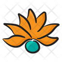 Borage Flower Blossom Flower Icon