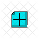 Border Inside Border File Icon