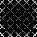 Frontier Border Barbwire Icon