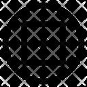 Border Add Border Edit Tool Icon