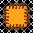 Border Pattern Design Icon