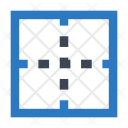 Border Layout Table Icon